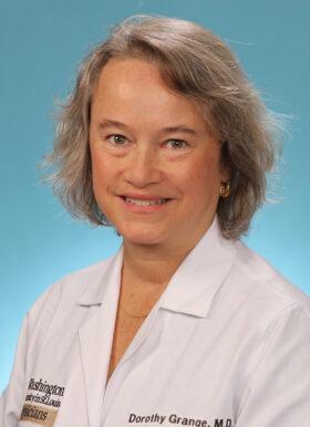 Dorothy Katherine Grange