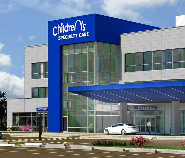 St. Louis Children's Specialty Care – South County (opening in October 2021)
